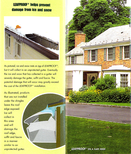 Michigann Leakproof Gutter Systems | Upper Peninsula Seamless Gutters