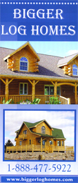 Bigger Log Homes