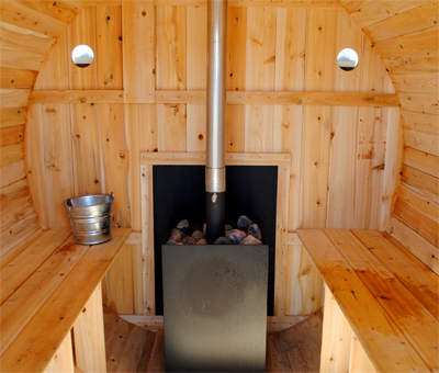 Michigan Saunas | UP Saunas | Upper Peninsula Saunas | Saunas UP