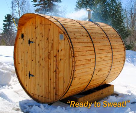 Upper Peninsula Sauna Company Michigan Saunas